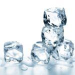 Польза кубиков льда при раздражении