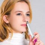 Эпиляция волосков в носу