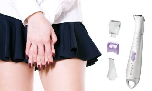 Выбор триммера для удаления волос в зоне бикини