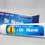 Обезболивающий крем Доктор Намб