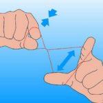 Правила удерживания нити
