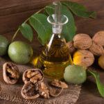 Настойка грецкого ореха для удаления волос