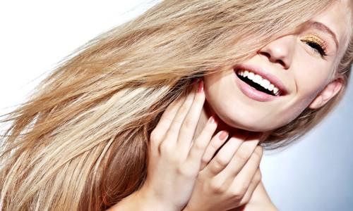 Самостоятельное осветление волос