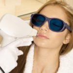 Лазерное удаление волос на лице