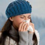 Простуда - противопоказание к шугарингу