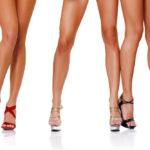 Гладкие ноги после лазерной эпиляции