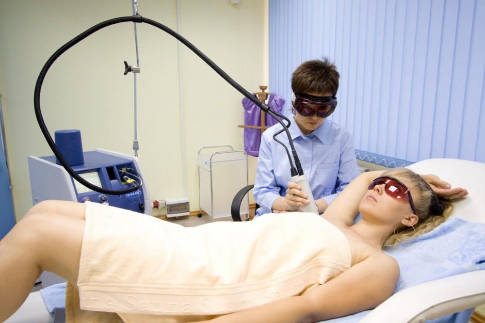 Лазерная эпиляция подмышек при беременности