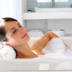 Прием ванны перед эпиляцией